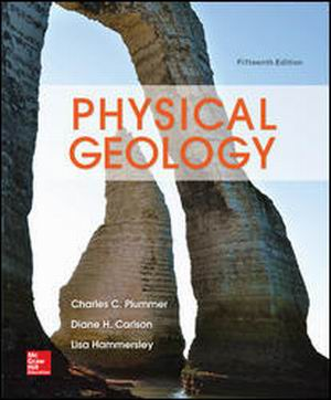 Test Bank for Physical Geology 15th Edition Plummer