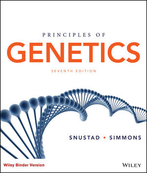 Test Bank for Principles of Genetics 7th Edition Snustad