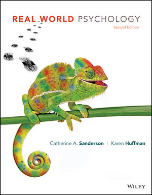 Solution Manual for Real World Psychology 2nd Edition Sanderson