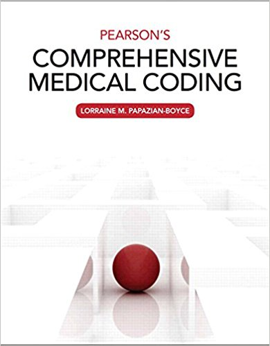Test Bank for Pearsons Comprehensive Medical Coding 1st Edition Boyce