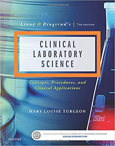 Test Bank for Linne and Ringsrud Clinical Laboratory Science 7th Edition Turgeon