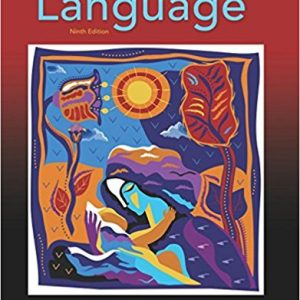 Test Bank for The Development of Language 9th Edition Gleason