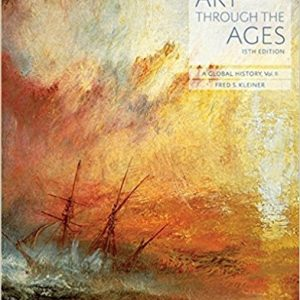 Test Bank for Gardner's Art through the Ages: A Global History Volume II 5th Edition Kleiner