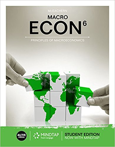 Solution Manual for Test Bank for ECON MACRO 6th Edition McEachern
