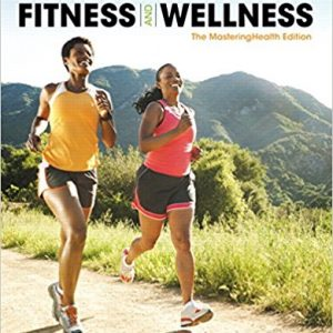 Test Bank for Total Fitness and Wellness 7th Edition Powers