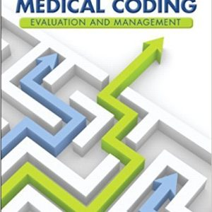 Test Bank for Medical Coding Evaluation and Management 1st Edition Jones