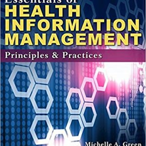 Test Bank for Essentials of Health Information Management 3rd Edition Bowie