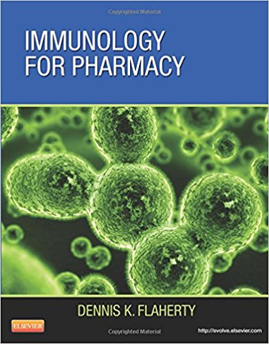 Test Bank for Immunology for Pharmacy 1st Edition Flaherty