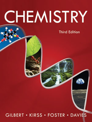 Solution Manual for Chemistry The Science in Context 3rd Edition Gilbert