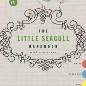 Test Bank for The Little Seagull Handbook with Exercises 2nd Edition Bullock