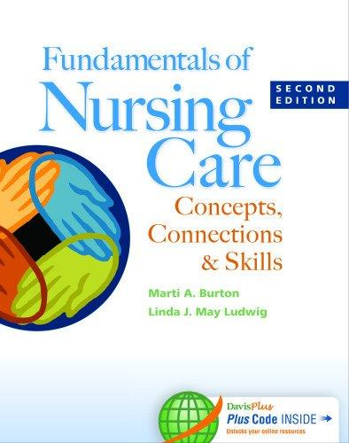 Test Bank for Fundamentals of Nursing Care: Concepts, Connections and Skills 2nd Edition Burton