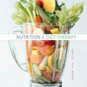 Test Bank for Nutrition and Diet Therapy 9th Edition DeBruyne