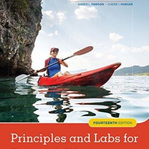 Test Bank for Principles and Labs for Fitness and Wellness 14th Edition Hoeger