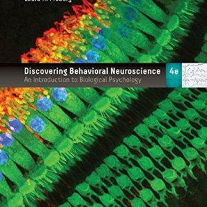 Test Bank for Discovering Behavioral Neuroscience 4th Edition Freberg