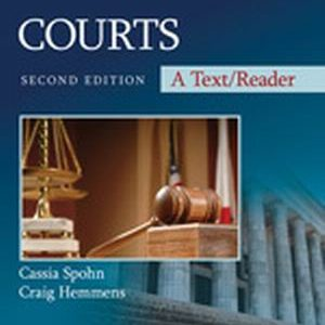 Test Bank for Courts A Text/Reader 2nd Edition Spohn