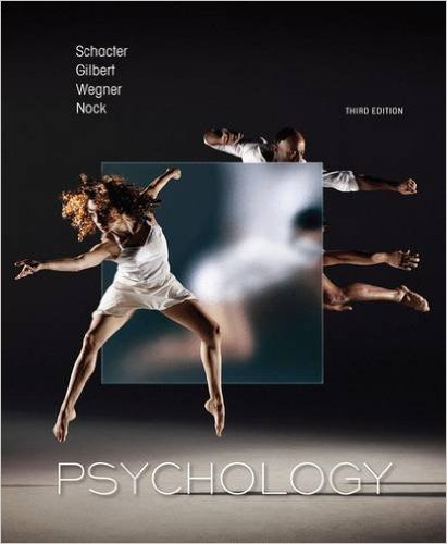 Solution Manual for Psychology 3rd Edition Schacter