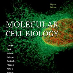 Test Bank for Molecular Cell Biology 8th Edition Lodish