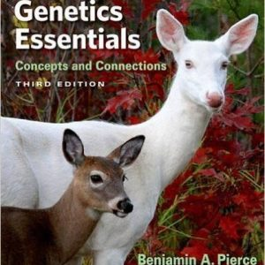 Test Bank for Genetics Essentials: Concepts and Connections 3rd Edition Pierce