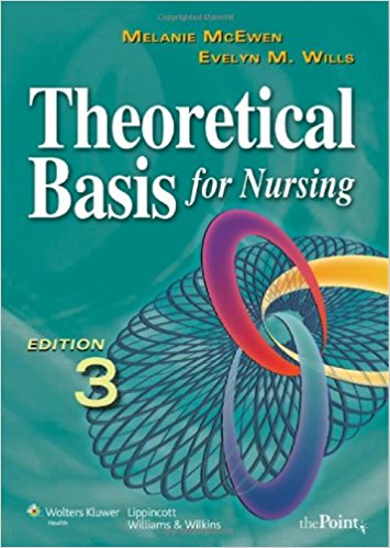 Test Bank for Theoretical Basis for Nursing 3rd Edition McEwen