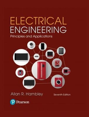 Solution Manual for Electrical Engineering Principles & Applications 7th Edition Hambley