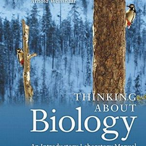 Solution Manual for Thinking About Biology An Introductory Laboratory Manual 5th Edition Bres