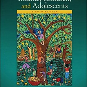 Test Bank for Infants Children and Adolescents 8th Edition Berk
