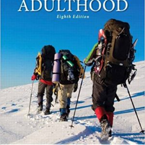 Test Bank for Journey of Adulthood 8th Edition Bjorklund