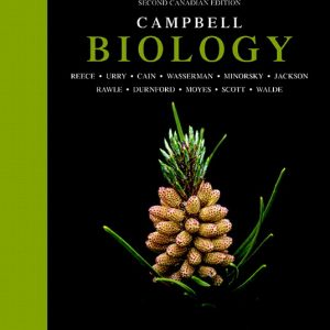 Test Bank for Campbell Biology 2nd Canadian Edition Reece