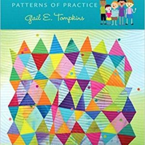 Test Bank for Language Arts: Patterns of Practice 9th Edition Tompkins