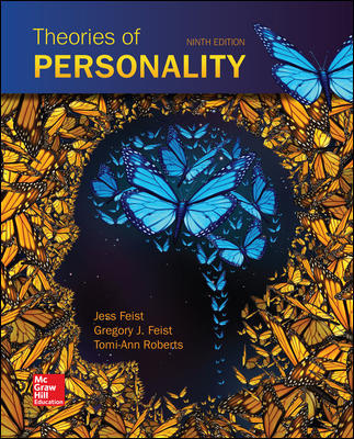 Test Bank for Theories of Personality 9th Edition Feist