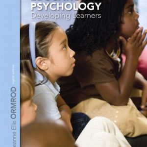 Test Bank for Educational Psychology: Developing Learners 8th Edition Ormrod