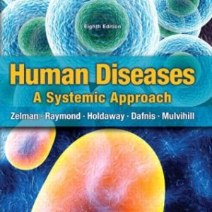 Test Bank for Human Diseases 8th Edition Zelman