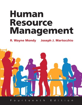 Test Bank for Human Resource Management 14th Edition Mondy