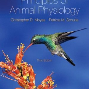 Solution Manual for Principles of Animal Physiology 3rd Edition Moyes