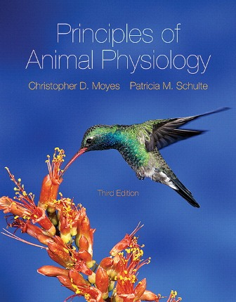 Test Bank for Principles of Animal Physiology 3rd Edition Moyes