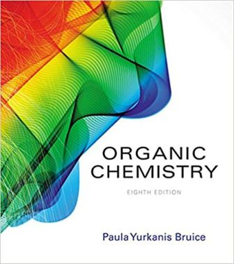 Test Bank for Organic Chemistry 8th Edition Bruice