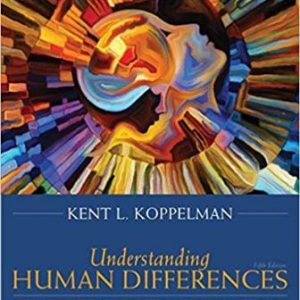 Test Bank for Understanding Human Differences: Multicultural Education for a Diverse America 5th Edition Koppelman