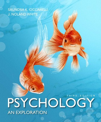 Test Bank for Psychology: An Exploration 3rd Edition Ciccarelli