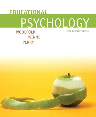 Solution Manual for Educational Psychology 6th Canadian Edition Woolfolk
