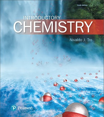 Test Bank for Introductory Chemistry 6th Edition Tro