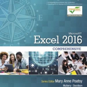 Test Bank for Exploring Microsoft Office Excel 2016 Comprehensive Poatsy