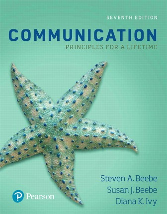 Solution Manual for Communication: Principles for a Lifetime 7th Edition Beebe
