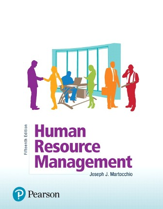 Test Bank for Human Resource Management 15th Edition Martocchio