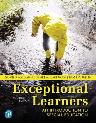 Test Bank for Exceptional Learners: An Introduction to Special Education 14th Edition Hallahan