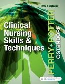 Test Bank for Clinical Nursing Skills and Techniques 9th Edition Griffin Perry