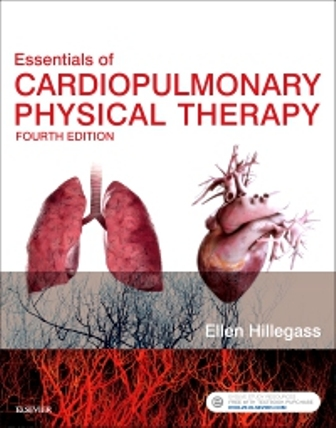 Test Bank for Essentials of Cardiopulmonary Physical Therapy 4th Edition Hillegass