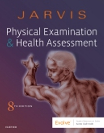 Test Bank for Physical Examination and Health Assessment 8th Edition Jarvis