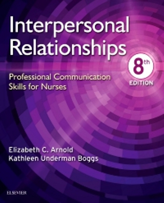 Test Bank for Interpersonal Relationships 8th Edition Arnold