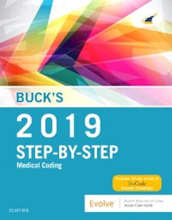Test Bank for Buck's Step-by-Step Medical Coding 2019 Edition Elsevier