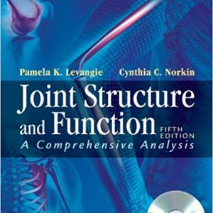 Test Bank for Joint Structure and Function: A Comprehensive Analysis 5th Edition Levangie